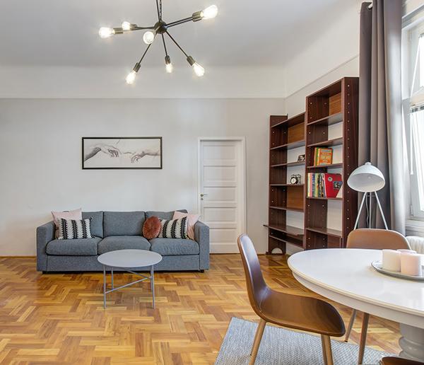 Apartment renovation Budapest
